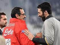 Buffon: Sarri Tak Akan Dipecat Juventus