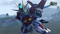 SD Gundam G Generation Cross Rays Versi Inggris Rilis November, Tuju PC!
