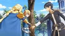 Sword Art Online: Alicization Lycoris Tetapkan Tanggal Rilis Pasti