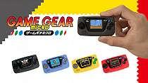 Rayakan 60 Tahun, SEGA Perkenalkan Game Gear Micro
