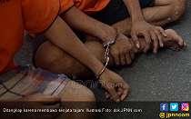 Dua Pelajar SMP di Bekasi Ditangkap Membawa Celurit