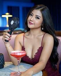 Tania Ayu Foto Selfie Cantik Dan Seksi Terbaru