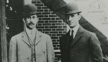 Penemu Pesawat Terbang - Orville Wright dan Wilbur Wright