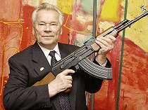 Penemu Senjata AK47 - Mikhail Kalashnikov