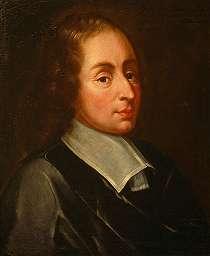 Penemu Hukum Pascal - Blaise Pascal