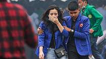 Hari Ini Mahasiswa Kembali Berunjuk Rasa Menolak UU Cipta Kerja, Polisi Siagakan 6.000 Personel