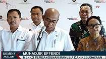 Menko PMK Sebut Jokowi Minta Ada Pengurangan Libur dan Cuti Bersama Akhir Tahun