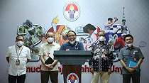 Jokowi : Yakinkan Indonesia Aman Jadi Tempat Penyelenggaraan Piala Dunia FIFA U20