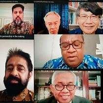 Indonesia - Afrika Selatan Kolaborasi Meluncurkan Buku di Perayaan Hubungan Diplomatik ke 25 Tahun