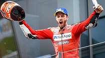 Jadwal MotoGP Teruel 2020 Live Trans7 - Murid Rossi Bersedia Bantu Dovizioso Raih Gelar Juara
