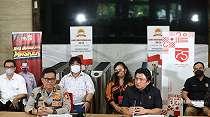 Penyidikan Selama 2 Bulan, Rokok Penyebab Gedung Adhyaksa Terbakar, 8 Tukang Bangunan Jadi Tersangka