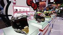 Tips Bikin Kaca Helm Anti Air hingga Cara keringkan Helm yang Benar
