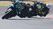 Valentino Rossi Datang, Petronas Yamaha SRT Berharap Dapat Motor Lebih Kuat