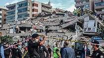 Pasca Gempa Besar, Turki Siap Bantu Yunani