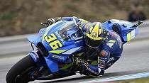 Jadwal MotoGP Eropa Live Trans7, Vinales Akui Sulit Bersaing dengan Suzuki Ecstar