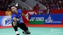Jonathan Christie Tersingkir di Perempatfinal Thailand Open I 2021, Lagi Tak Enak Badan