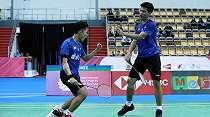 Hasil Thailand Open II 2021, Kejutan Lagi! Ganda Putra Indonesia Leo/Daniel Jungkalkan Wakil Denmark