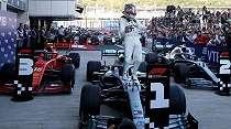Kronologi Juara F1 Lewis Hamilton Positif Covid-19: Alami Gejala Ini Seusai Menang GP Bahrain