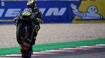 Pebalap Tertua Kedua MotoGP Pensiun, Valentino Rossi Tak Minder Jadi Paling Tua di Lintasan