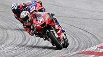 Jadwal MotoGP 2020 - Dovizioso Kibarkan Bendera Putih dalam Persaingan Gelar Juara Dunia