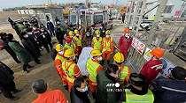 22 Penambang di China Terjebak di Bawah Tanah Selama 14 Hari, 11 Selamat, Sisanya Masih Hilang
