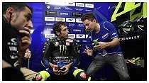 Live Streaming Trans7 MotoGP Teruel 2020 - Rossi Sentil Kinerja Jorge Lorenzo