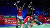 Live Streaming TVRI Final Thailand Open: Hadapi Sapsiree/Tanachai, Praveen/Melati Unggul Statistik