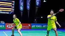 Hasil Thailand Open 2021, Jurus Praveen Jordan/Melati Daeva Jungkalkan Wakil Denmark