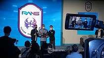 Sponsori Rans Cilegon FC Bos Juragan 99 Bantu Satu Unit Bus Mewah