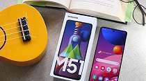 UPDATE Harga HP Samsung Bulan Oktober 2020, Lengkap dengan Spesifikasi Samsung Galaxy M51