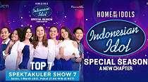 Aksi Anggi di Indonesian Idol Bikin Judika dan Rossa Terpesona, Maia Lihat Emosinya Kelepasan