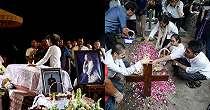 10 Momen pemakaman Djaduk Ferianto, penuh haru