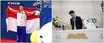 Kisah haru 5 atlet Indonesia peraih emas di SEA Games 2019