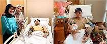 6 Potret terbaru Vidi Aldiano setelah operasi kanker ginjal