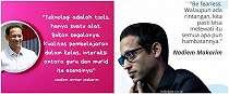 28 Kata-kata bijak Nadiem Makariem penuh makna & motivasi