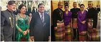 8 Potret Mayangsari hadiri pernikahan keluarga Cendana, memesona