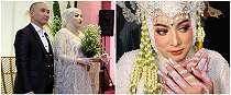 9 Momen pernikahan Jane Shalimar & Arsya Wijaya, penuh kebahagiaan