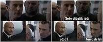 10 Meme Captain America vs Sitwell ini kocaknya ketawa kesal