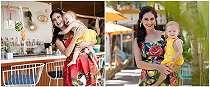8 Momen seru baby shower Marissa Nasution, digelar di Bali