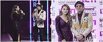 7 Potret kompak Atta Halilintar & Aurel di Billboard Music Awards