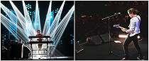 10 Aksi panggung Dul Jaelani ini mengingatkan pada Ahmad Dhani muda
