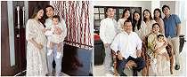 7 Momen Lebaran Raditya Dika dan keluarga, konser musik bareng