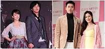 8 Adu gaya Song Hye-kyo dan Son Ye-jin saat jadi 'pacar' Hyun Bin