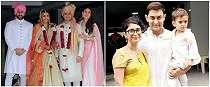 9 Seleb cantik Bollywood ini keturunan bangsawan, ada istri Amir Khan