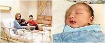8 Momen Alessia Cestaro melahirkan anak ketiga