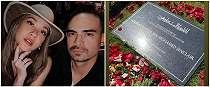 Momen BCL & keluarga ziarah ke makam Ashraf usai 4 bulan absen