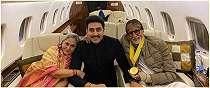 8 Potret terkini rumah Amitabh Bachchan, disegel & dibersihkan petugas