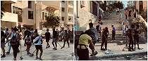 8 Momen warga Lebanon bersihkan kota pasca ledakan, salut