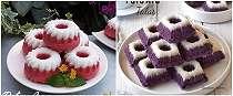 19 Resep kue putu ayu, enak, lembut, anti gagal dan bisa dijual