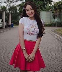 10 Gaya OOTD Natasha Wilona, simpel namun tetap stylish